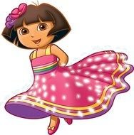 Dora As A Princess