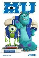 Monsters University Logo clipar
