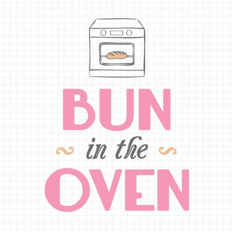 Bun In The Oven Quotes Free Image