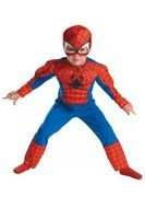 Spider Man Kids Costume as a picture for clipart