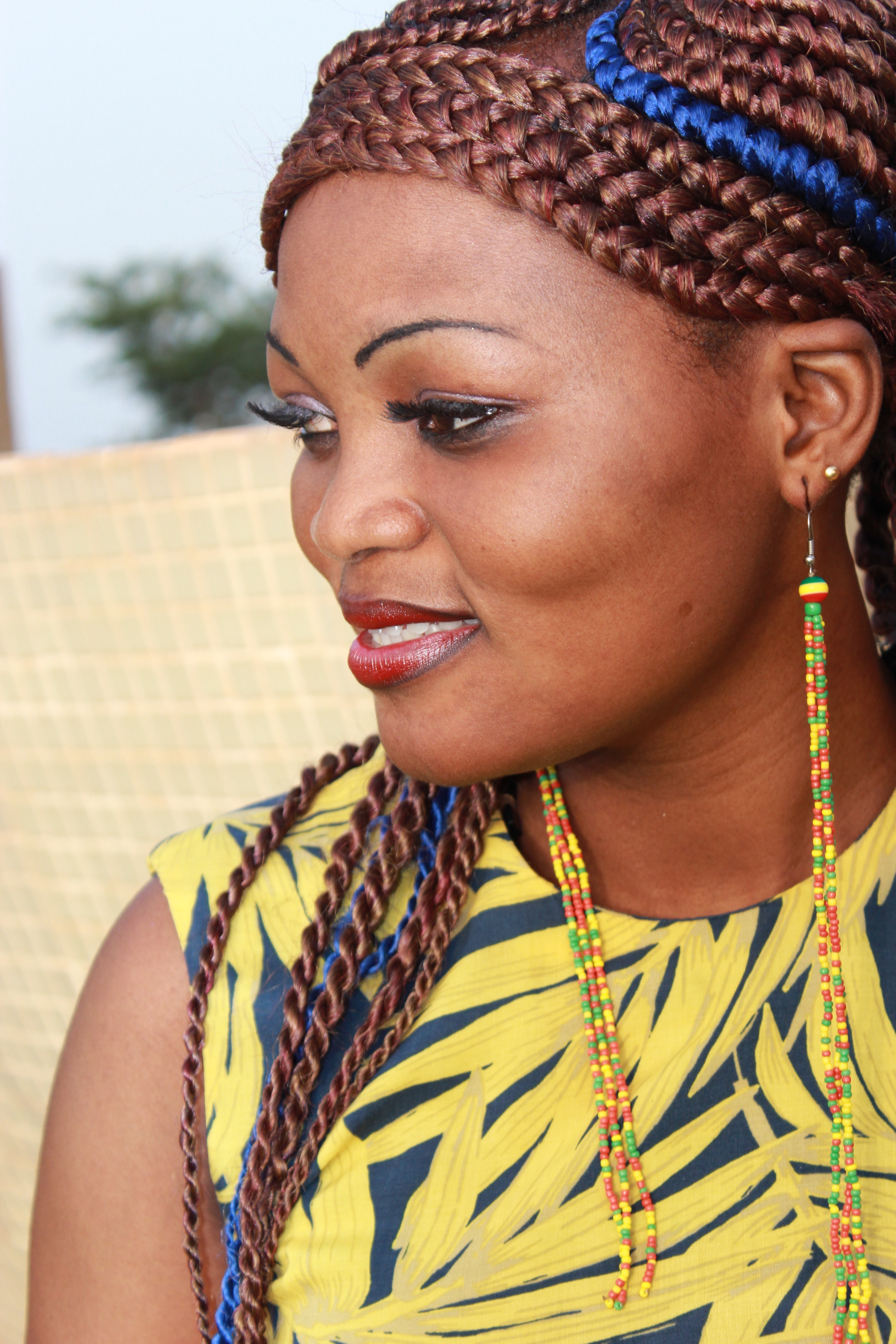 фото имена африканских певиц