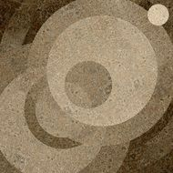 background with abstract beige and brown pattern