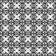 wallpaper with black and white seamless pattern