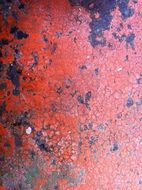abstract texture vintage rust