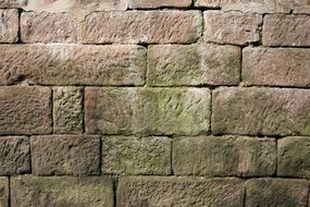 natural stone wall structure stones