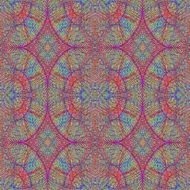 pastel colors in a kaleidoscope