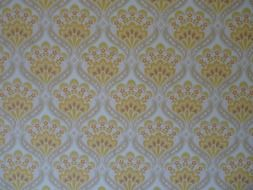 old wallpaper sixties or seventies