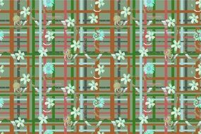 textile design fabric pattern