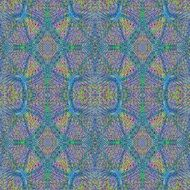 symmetric pastel colors in a kaleidoscope
