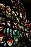 amazing stained-glass window