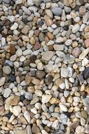 background with small stones