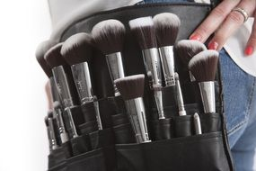makeup brushes set