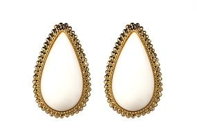 earrings ornaments female fashion N5