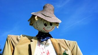 scarecrow woman of straw fig