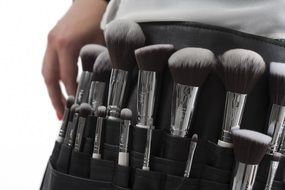 makeup brushes set make-up cosmetic master