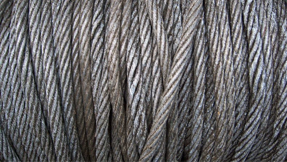 steel wire cable iron rope metal