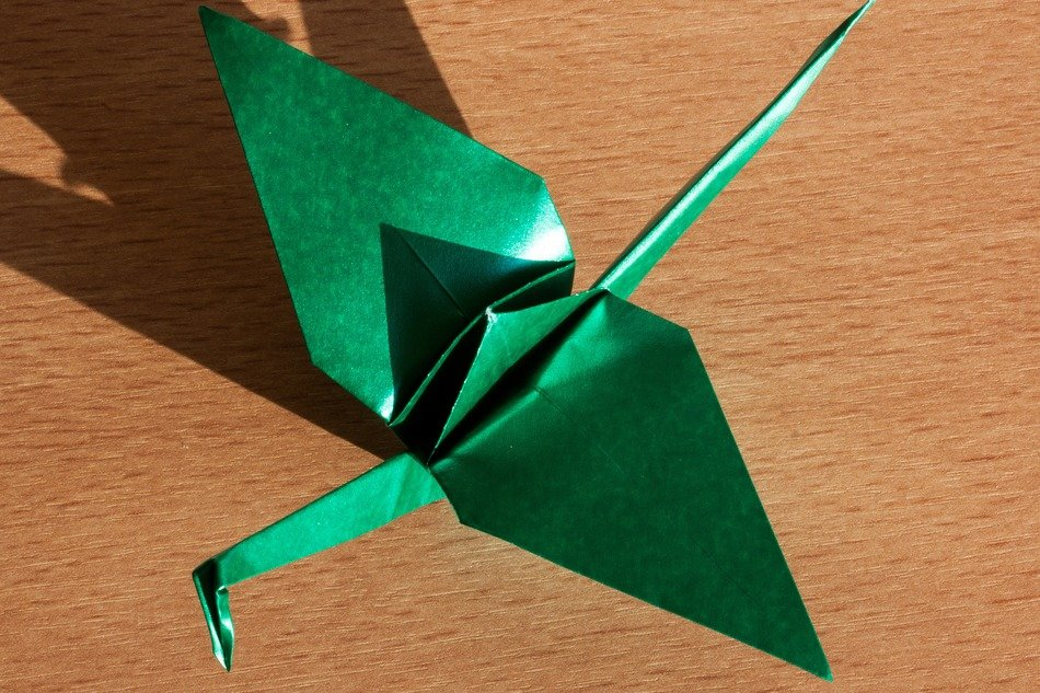 art of paper folding origami design