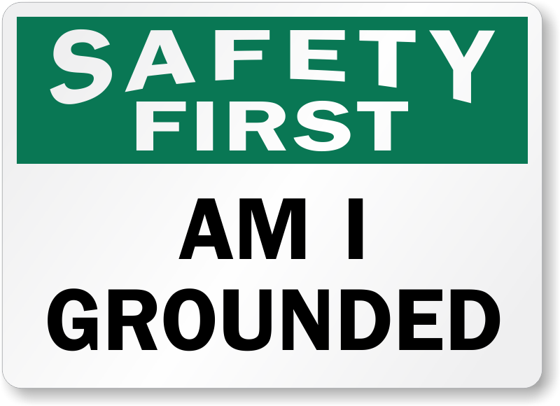 photograph relating to Free Printable Safety Signs titled Absolutely free Printable Security Symptoms no cost impression