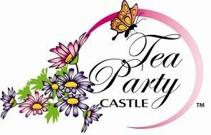Tea Party Clip Art drawing