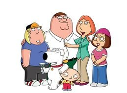 clipart of the Family Guy
