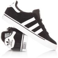 black and white sneakers adidas as a picture for clipart
