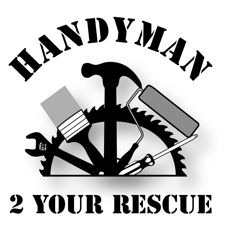 Handyman As A Logo Free Image