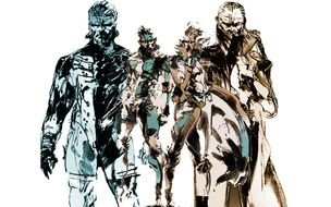 Metal Gear Solid Clipart