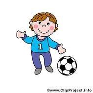 Fussballspieler Fussball Clipart Bilder Zur