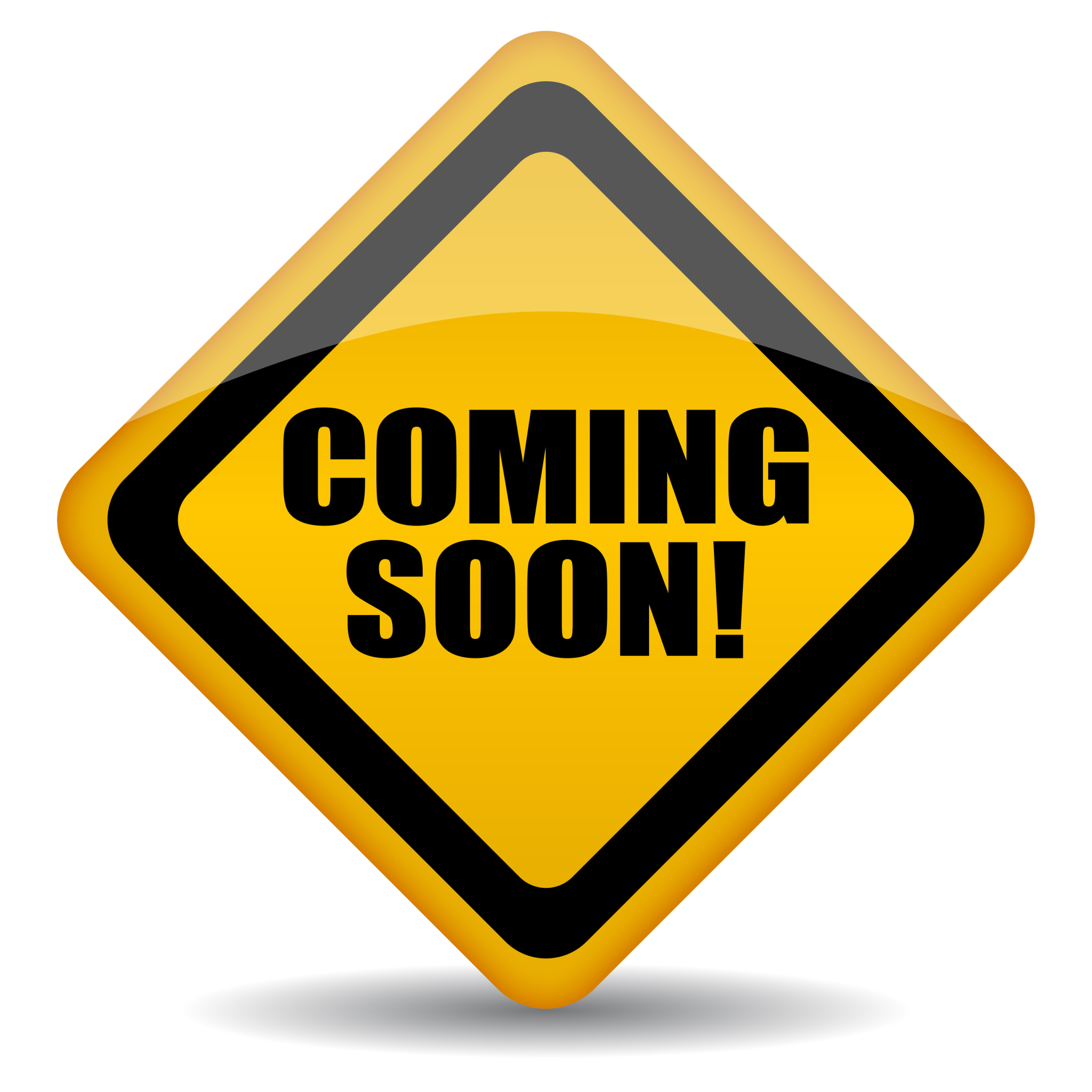 Coming Soon sign drawing free image