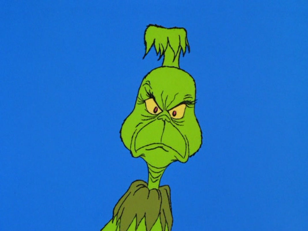 Image result for the grinch cartoon