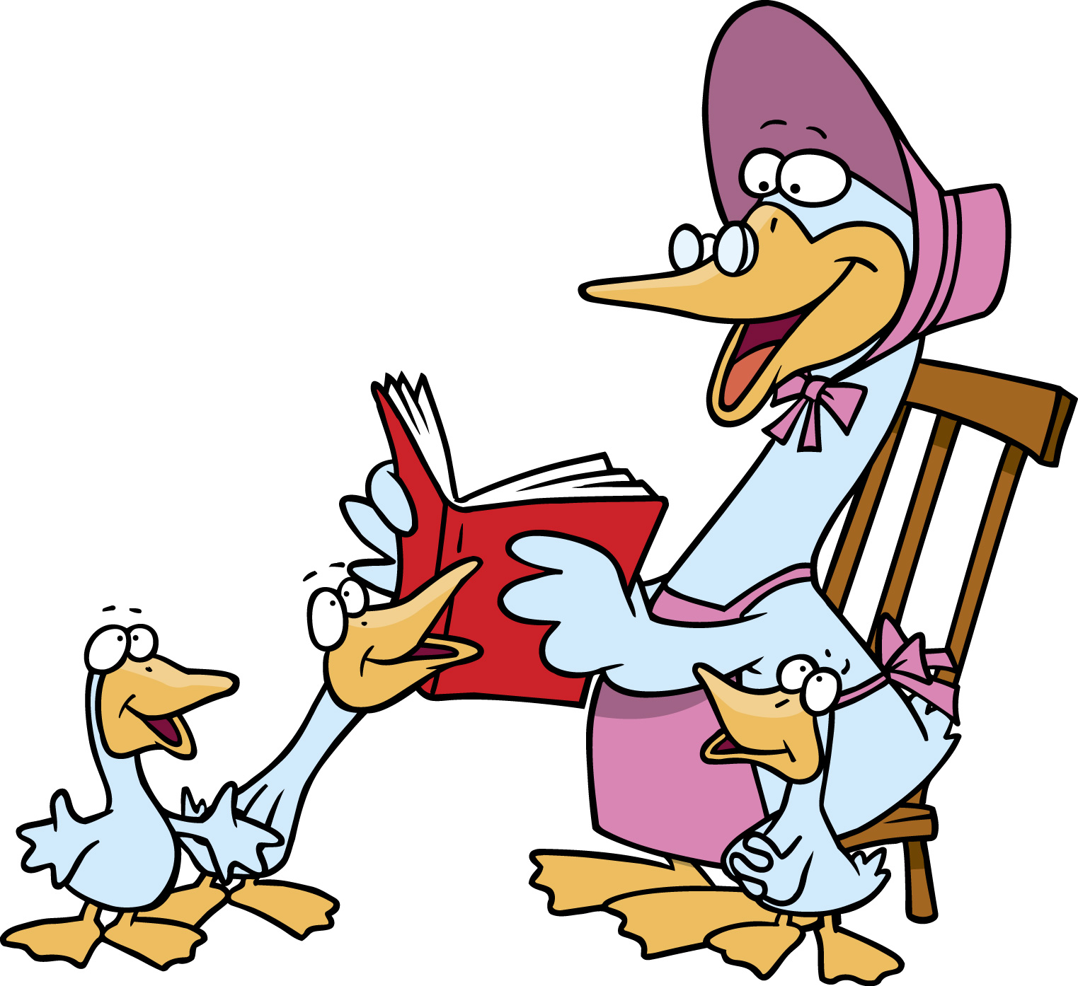 mother goose nursery rhymes clip art n2 free image rh pixy org  mother goose clipart
