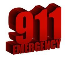 911 Emergency drawing