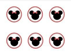 printables with Minnie Mouse