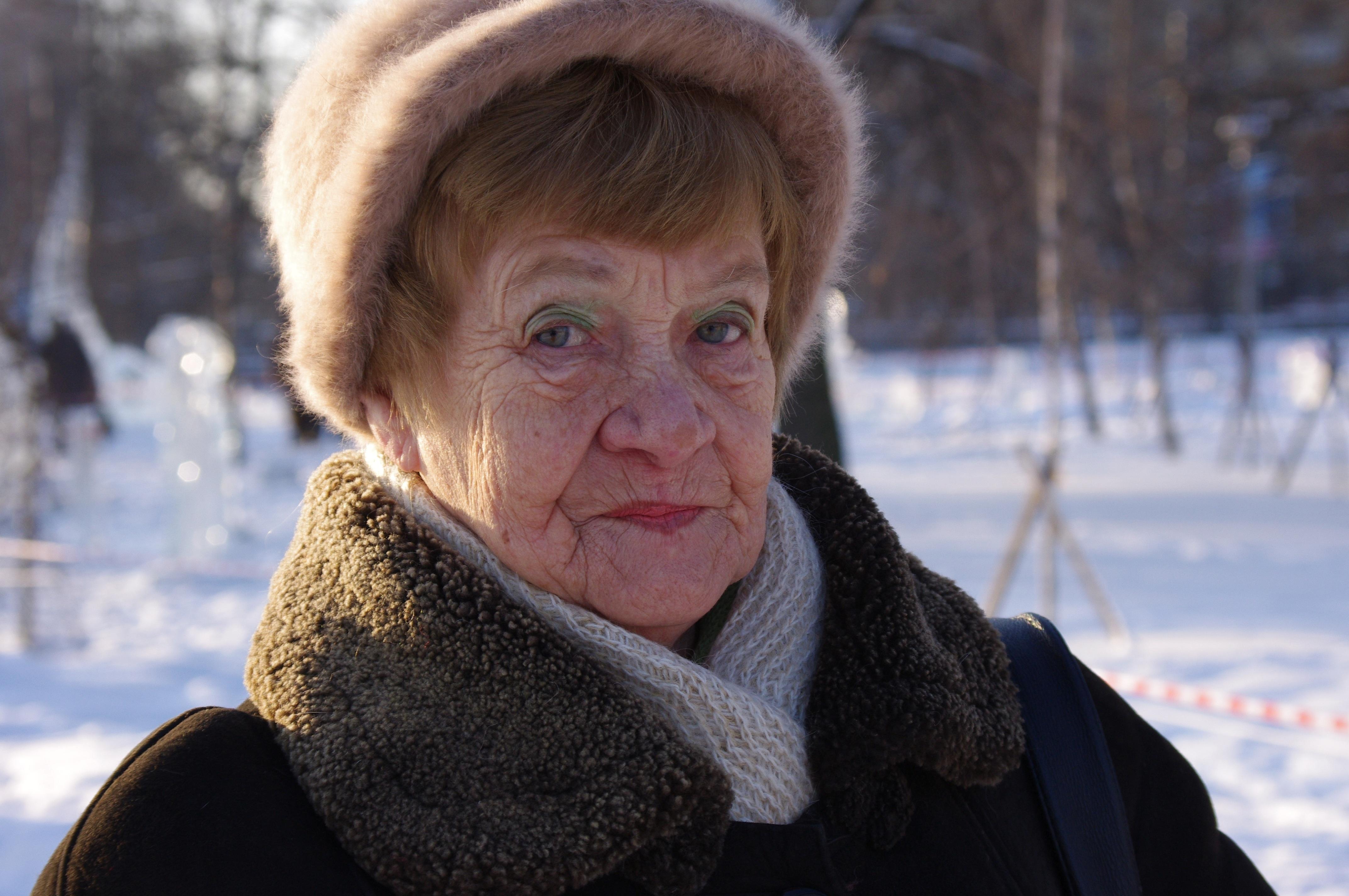 Grandma pensioners free image
