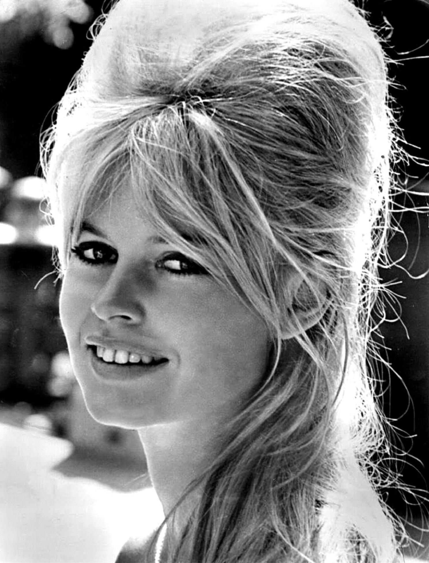 Poet Brigitte Bardot