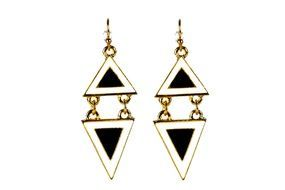 female earrings ornaments fashion style