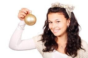 ball bauble christmas decoration