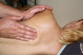 massage stress