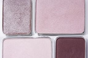 pink eyeshadows as a trend