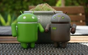 android toy couple