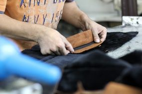 photo of clothes repair