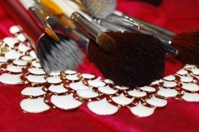 brushes makeup