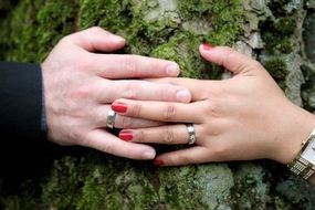 wedding ring love marriage