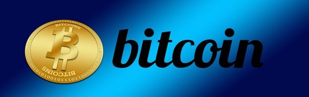 banner header bitcoin money