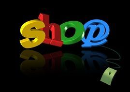 shop business shopping mouse