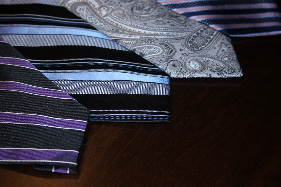 interview business tie manager