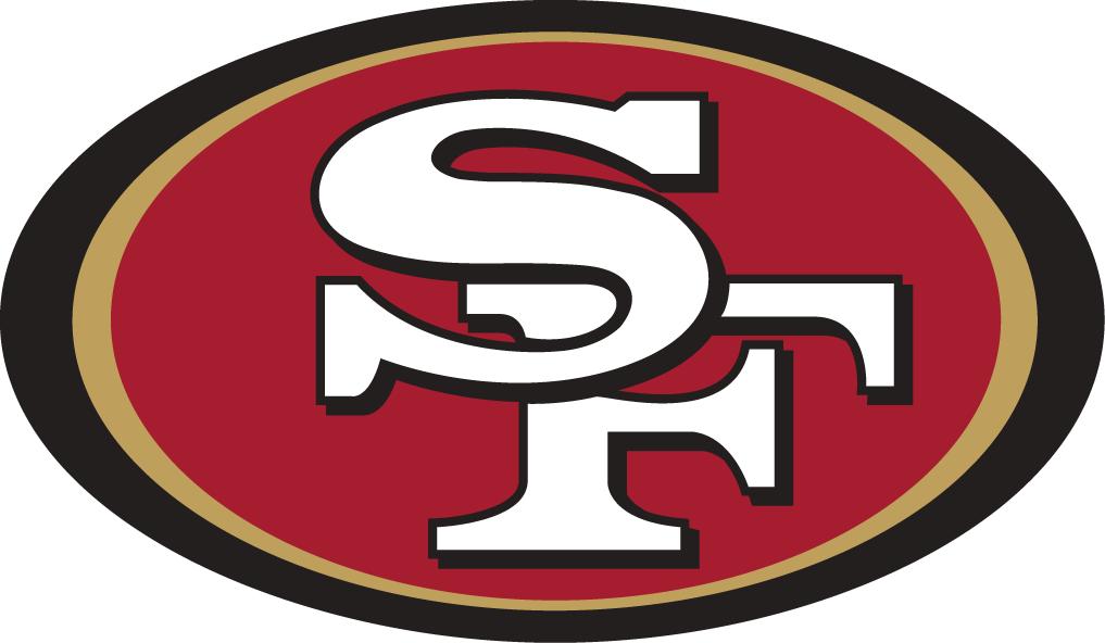 San Francisco 49ers Logo Symbols N2 Free Image