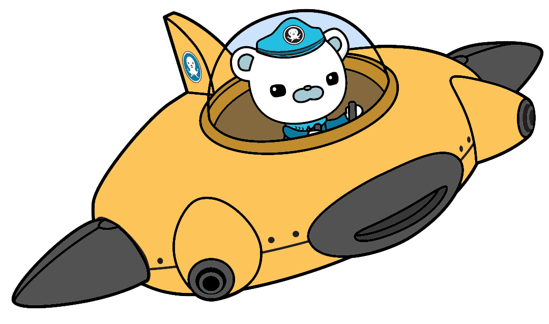 Octonauts Gup D Coloring Pages free image