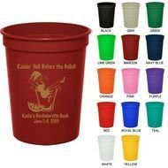 Personalized Plastic Party Cups