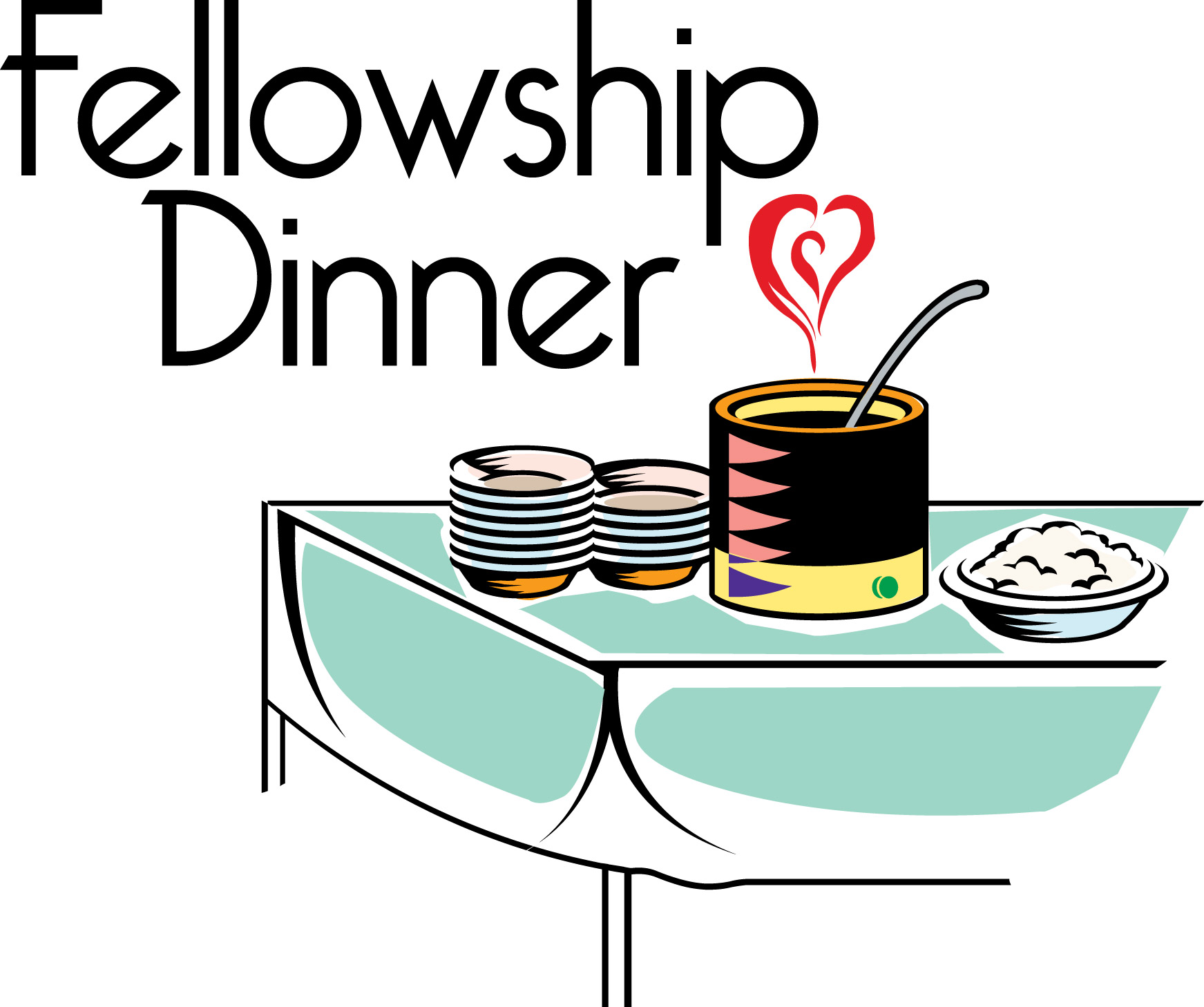 Image result for church food and fellowship